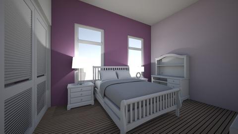 ALOROOM - Bedroom  - by Amairany Peralta