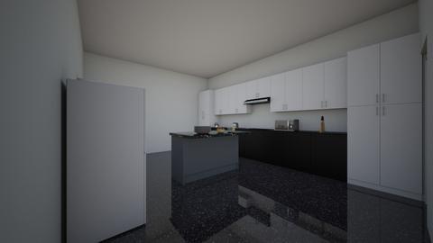 DREAM KITCHEN - Classic - Kitchen  - by daraogunlowo