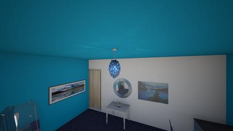 Antoniasroom - Modern - Bedroom  - by antoniabutiuc