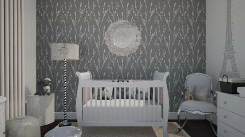 chloe - Minimal - Kids room  - by nataliaMSG