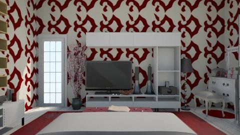 Irina2 - Bedroom - by Irina Kamburova