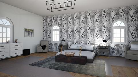 Master Bedroom - Bedroom  - by Vanesa1855