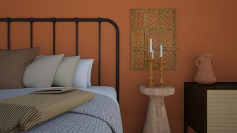Bedroom - Bedroom - by massa_camila