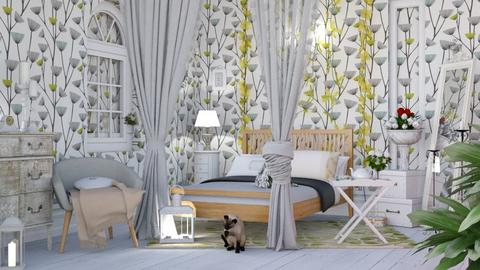 Chic Bedroom - by CatsRule12