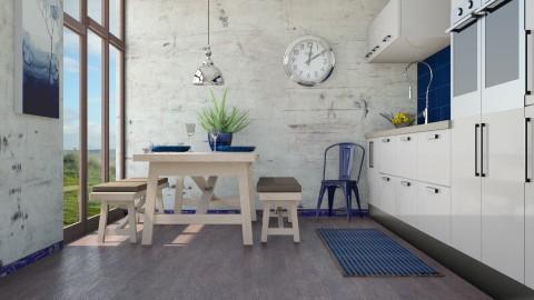 Centerville  - Modern - Kitchen  - by Liu Kovac