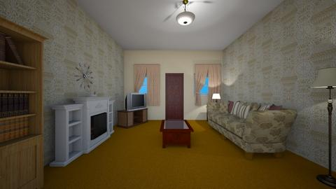 Grandma Family Home - Living room - by WestVirginiaRebel