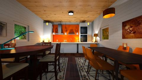 Kitchen - Classic - Kitchen  - by Malithu