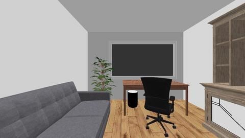Downstairs office day - Office  - by lanybgood