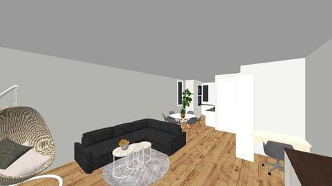 Woonkamer - Living room  - by Faralley