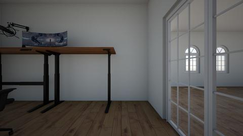arquitectura basica - Office  - by Mathias Mat