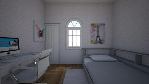 vale - Bedroom  - by VALE_805