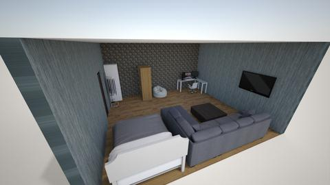 Mikula_cpt_3dconcept - Modern - Bedroom  - by RiceKrippies