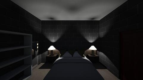 dept - Modern - Bedroom  - by braese