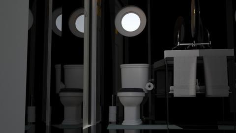 toilet - Modern - Bathroom  - by HenkRetro1960