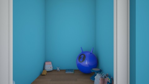 Blue Boys Room - Eclectic - Kids room  - by love Tully love