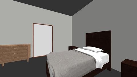 cuarto - Modern - Bedroom  - by Mafer Riv