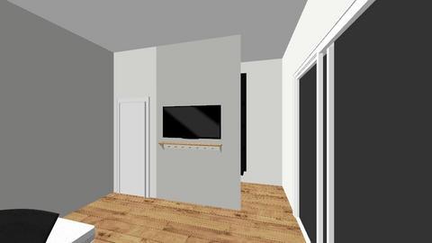 nosso quarto - Modern - Bedroom  - by buenogdm
