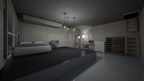 1256 - Modern - Bedroom  - by alexa0921