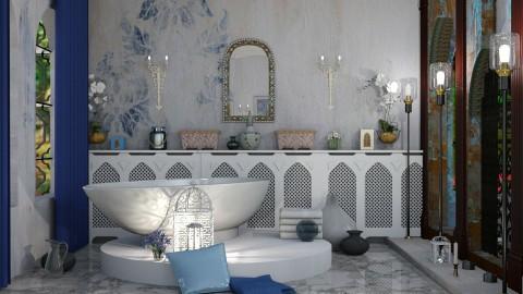 Hayati - Bathroom  - by ZsuzsannaCs
