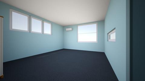 Small Narrow Window - Kids room - by ecoetzee