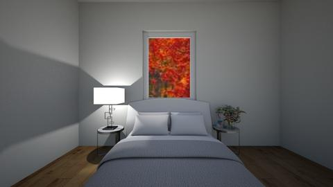 Fall Bedroom EllaFlower1 - Bedroom  - by SaraL4472