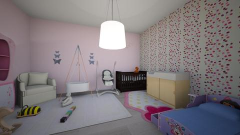 Nursery - Classic - Kids room - by elizabethwatt16