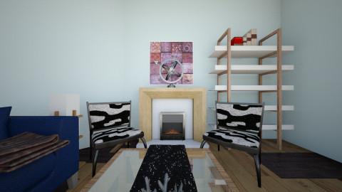 contest1 - Living room  - by marindekica22