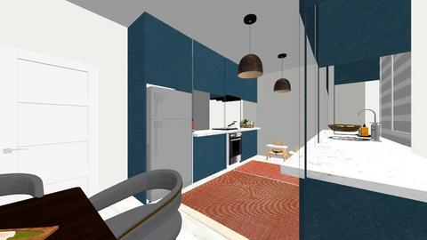gocek - Kitchen  - by zozan