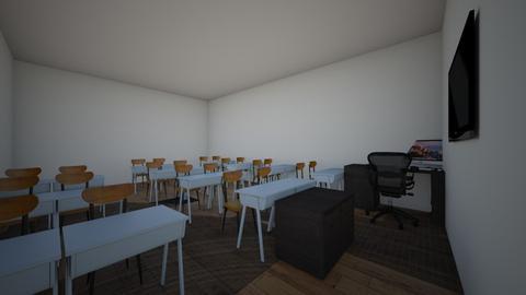 school - Office - by marije wemmers