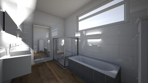 Bathroom - Bathroom  - by Lynn Wawronowicz