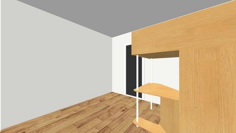 Rob_Grundriss - Kids room  - by bearnick