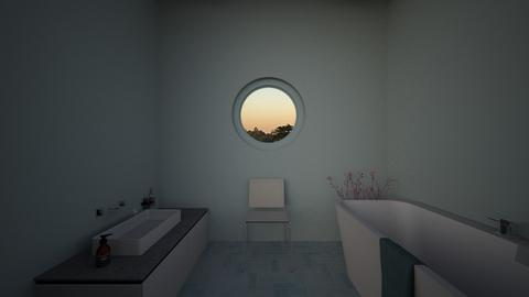 My Bathroom - Modern - Bathroom  - by Lala2000