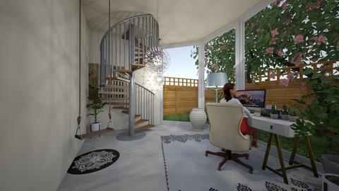 Comfy Living room - Modern - Living room  - by MoolyLOL