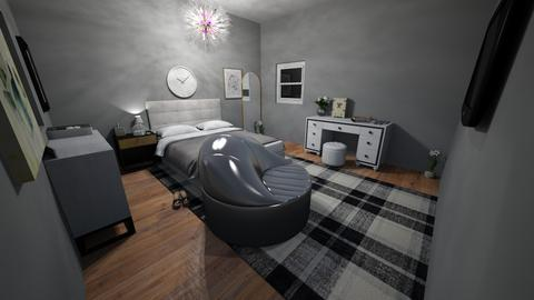 Vinytage - Vintage - Bedroom  - by IlI805