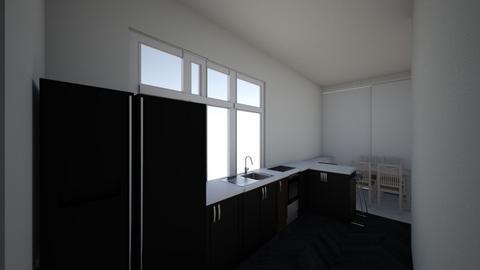 kitchen diner - Kitchen  - by neostigmine