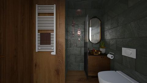 Casa405Bathroom - Feminine - Bathroom  - by nickynunes