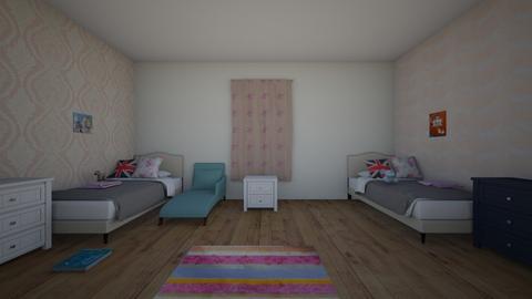 Bedroom design - Bedroom  - by hollierose