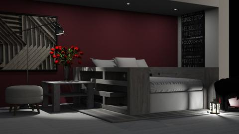 Tulip - Modern - Bedroom  - by millerfam