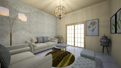 Drawing room - by maryamk97