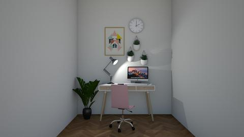 o f f i c e - Modern - Office  - by deleted_1608461481_the_curious_desi