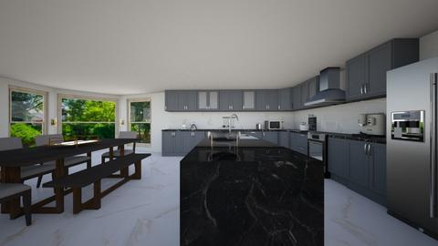 kitchen  - Kitchen - by shirakersz