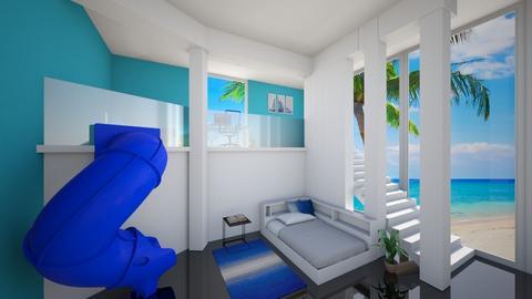 Sebs Room - Modern - Bedroom  - by Dragonets of Destiny