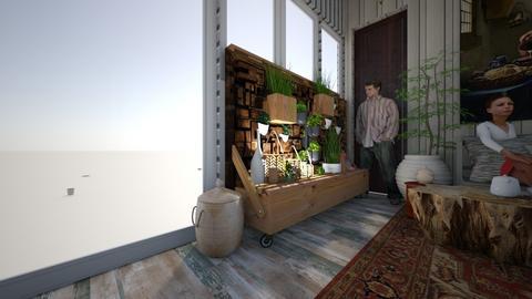 rita - Classic - Living room  - by jassimkut
