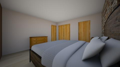 bedroom3b - Bedroom - by bradfielder