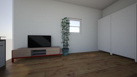 HOME - Living room  - by hissorhk