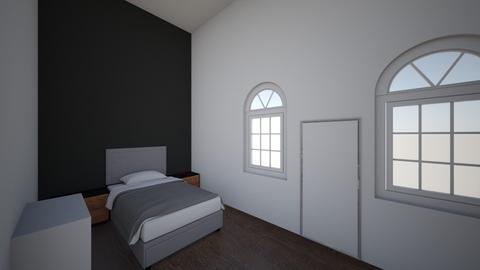 Quarto nomal - Bedroom  - by laramuniz902