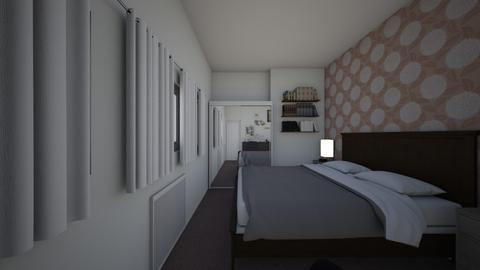mum and dads bedroom - Modern - Bedroom - by lucycassidy04