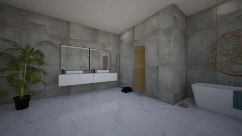 Relax - Bathroom  - by KathyScott