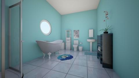 Set 20 - Minimal - Bathroom  - by spunkyrea