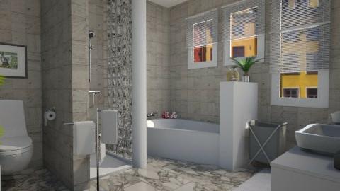 Bathroom - Bathroom  - by Thrud45